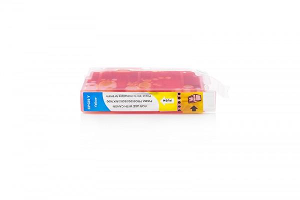 Kompatibel zu Canon 1037B001 / PGI-9Y Tinte Yellow