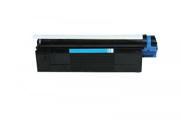 Kompatibel zu OKI 42127456 / 42804547 Toner Cyan