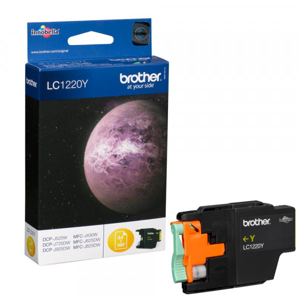 Brother LC-1220Y Tinte Yellow